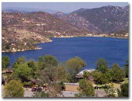 Lake hodges escondido ca